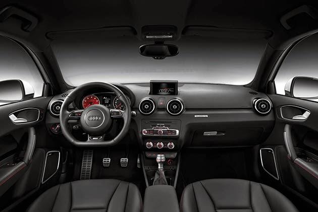 Audi S1 2014