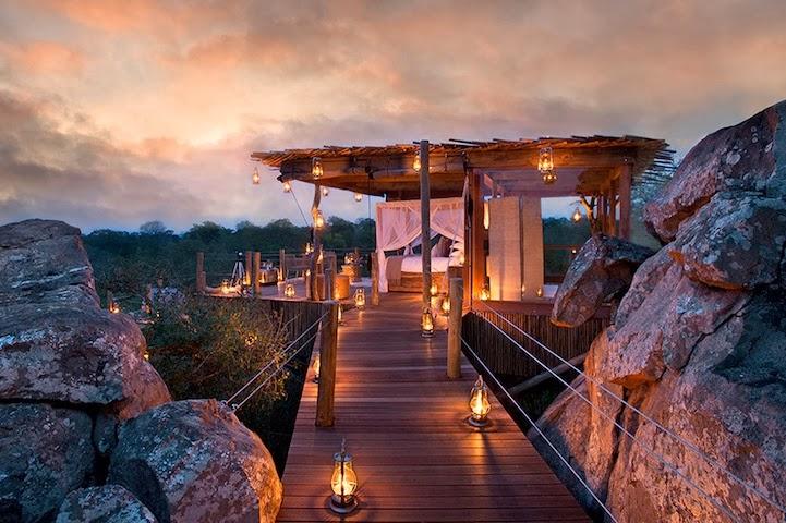 Lion Sands Exotic Resort