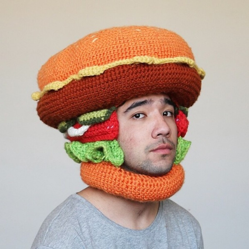 Ridiculous Food Hats